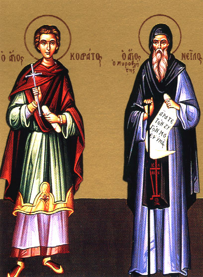 Martyr Quadratus and his companions