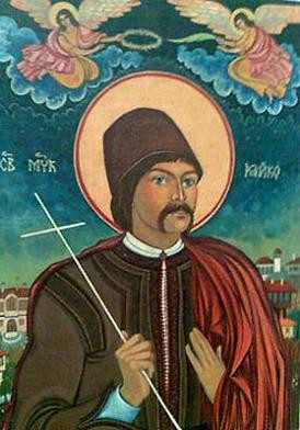 New Martyr John-Raiko of Shumena, Bulgaria (1802)