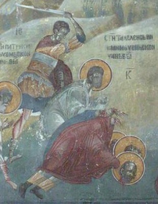 Martyrs Alexander and Asterius (284)