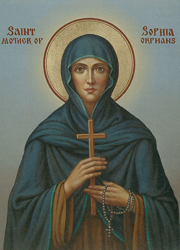 Venerable Sophia of Thrace