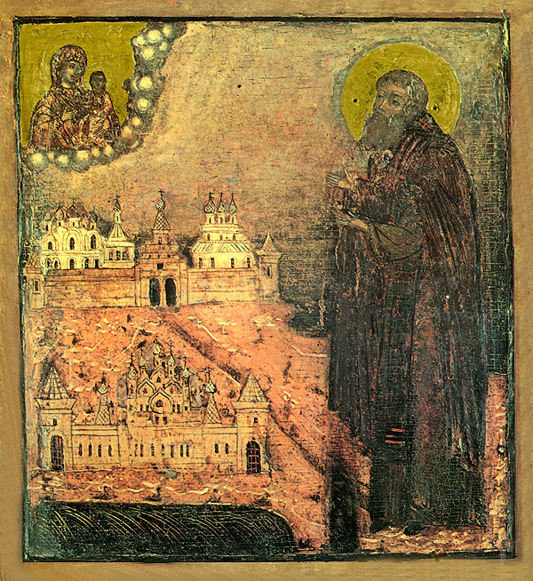 Venerable Paisius, abbot, of Uglich (1504)