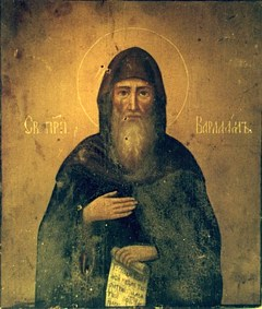 Venerable Barlaam, monk, of Shenkursk (1462)