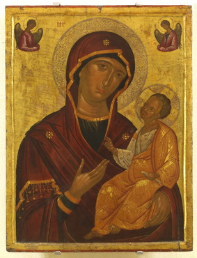 "con of the Mother of God ""the Directress"""