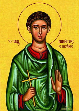 New Martyr Nicetas of Nisyros, near Rhodes (1732)