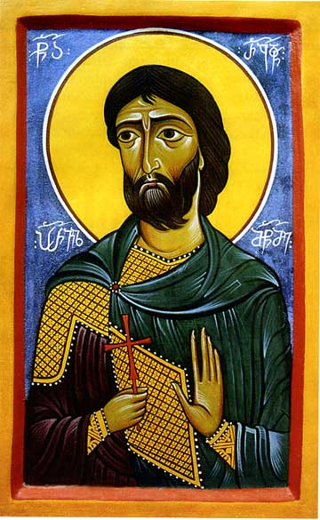 Protomartyr Rajden of Tsromi and Nikozi, Georgia (457)