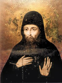 Venerable Abramius the Lover-of-Labor of the Kiev Caves (14th c.)