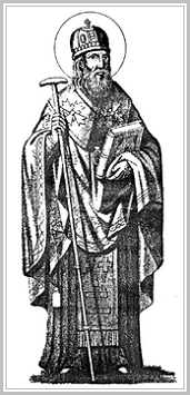St. Arcadius, bishop of Novgorod (1162)