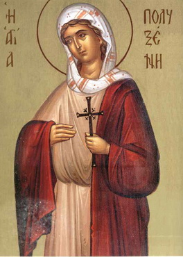 Venerable Xanthippa (109)