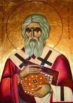 The Hieromartyr Valentine
