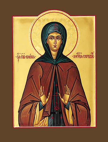 Blessed Elizabeth of Serbia