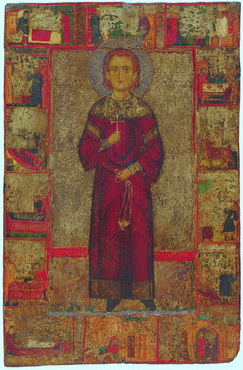 St. John (Lampadistes) of Cyprus (10th c.)