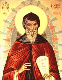 Venerable Symeon the New Theologian (1021)