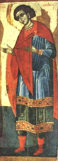 Martyr Alexander of Thessalonica (305)