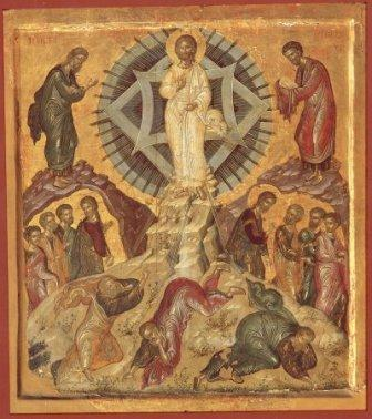 +++ The Transfiguration of our Lord and God and Saviour Jesus Christ