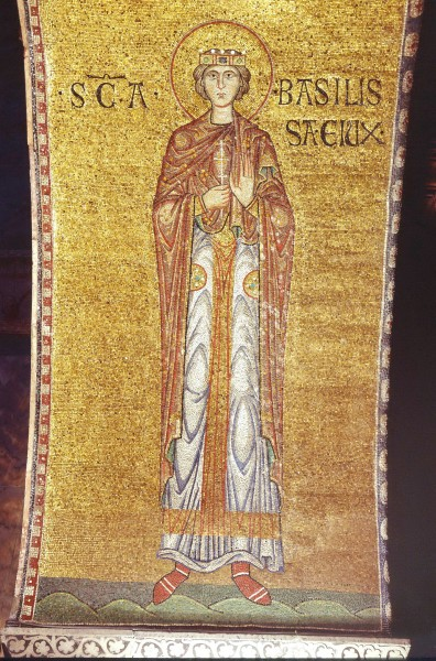 Martyrs Augusta (Faustina) the Empress