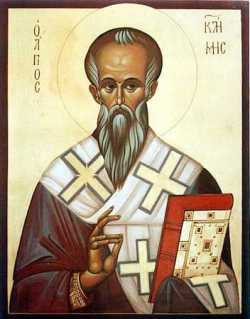 St Clement, Bishop of Ochrid and Enlightener of the Bulgarians