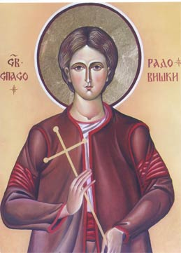 The Holy New Martyrs Triandaphyllos and Spaso