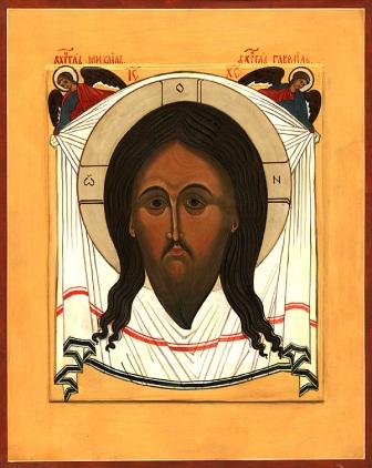 The Icon of our Lord Jesus Christ Not-made-with-hands