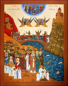 Commemoration of the Martyrs of Tbilisi slain under Jelaluddin (1227)