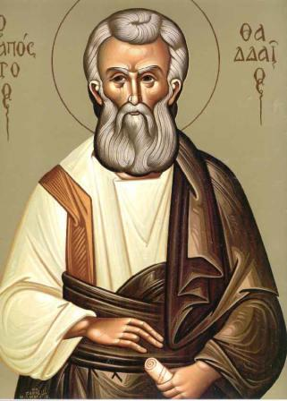 The Holy Apostle Thaddaeus