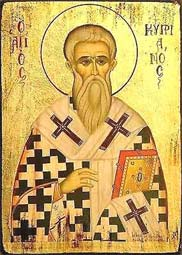 The Hieromartyr Cyprian