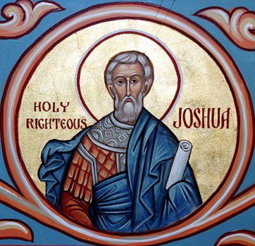 St Joshua the Son of Nun
