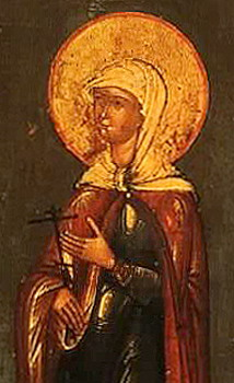 The Holy Martyr Charitina