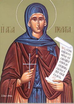 Our Holy Mother Pelagia