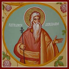 Holy and Righteous Abraham and Lot