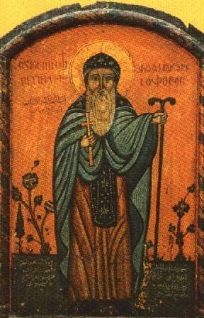 Venerable Macarius The Great