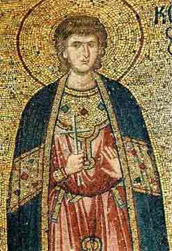 The Holy Martyrs Tarachus, Probus and Andronicus