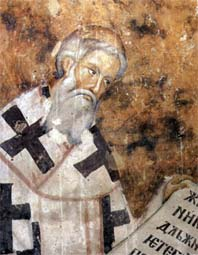 St Arsenius, Archbishop of Pec