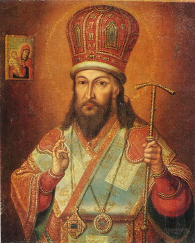 St Dimitri, Bishop of Rostov